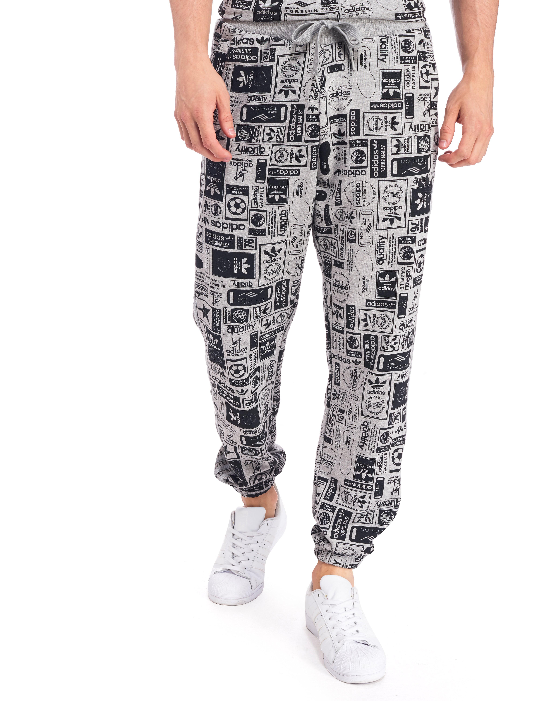 adidas Originals Badge All Over Print Track Pants