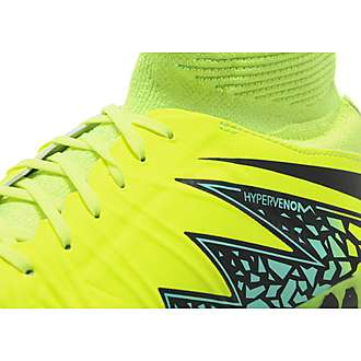 Nike Spark Brilliance Hypervenom Phatal II FG Junior