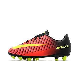 Nike Spark Brilliance Mercurial Vapor XI AG Children