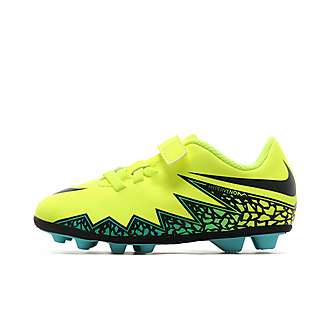 Nike Spark Brilliance Hypervenom Phade II FG Children
