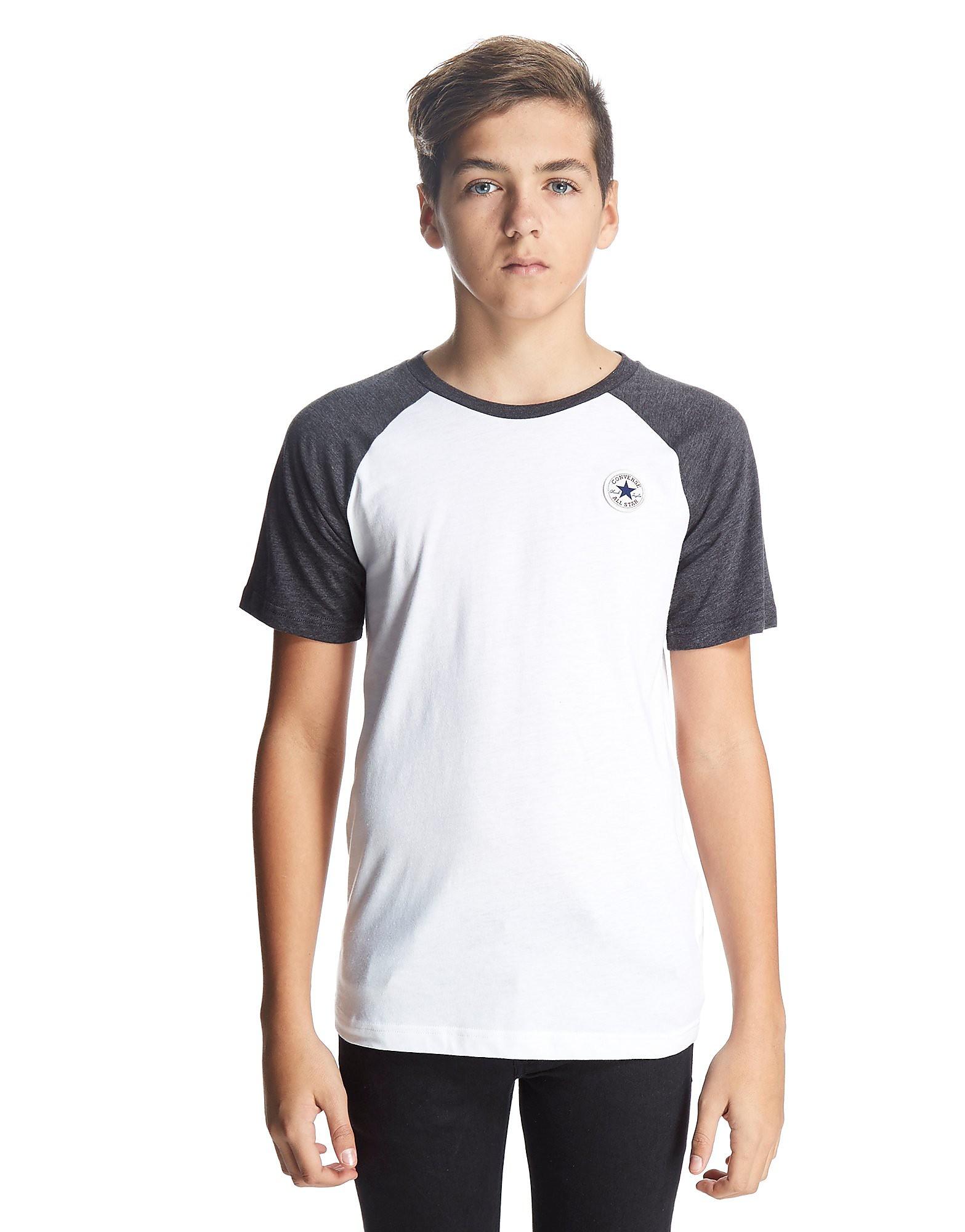 Converse Chuck Raglan T-Shirt Junior