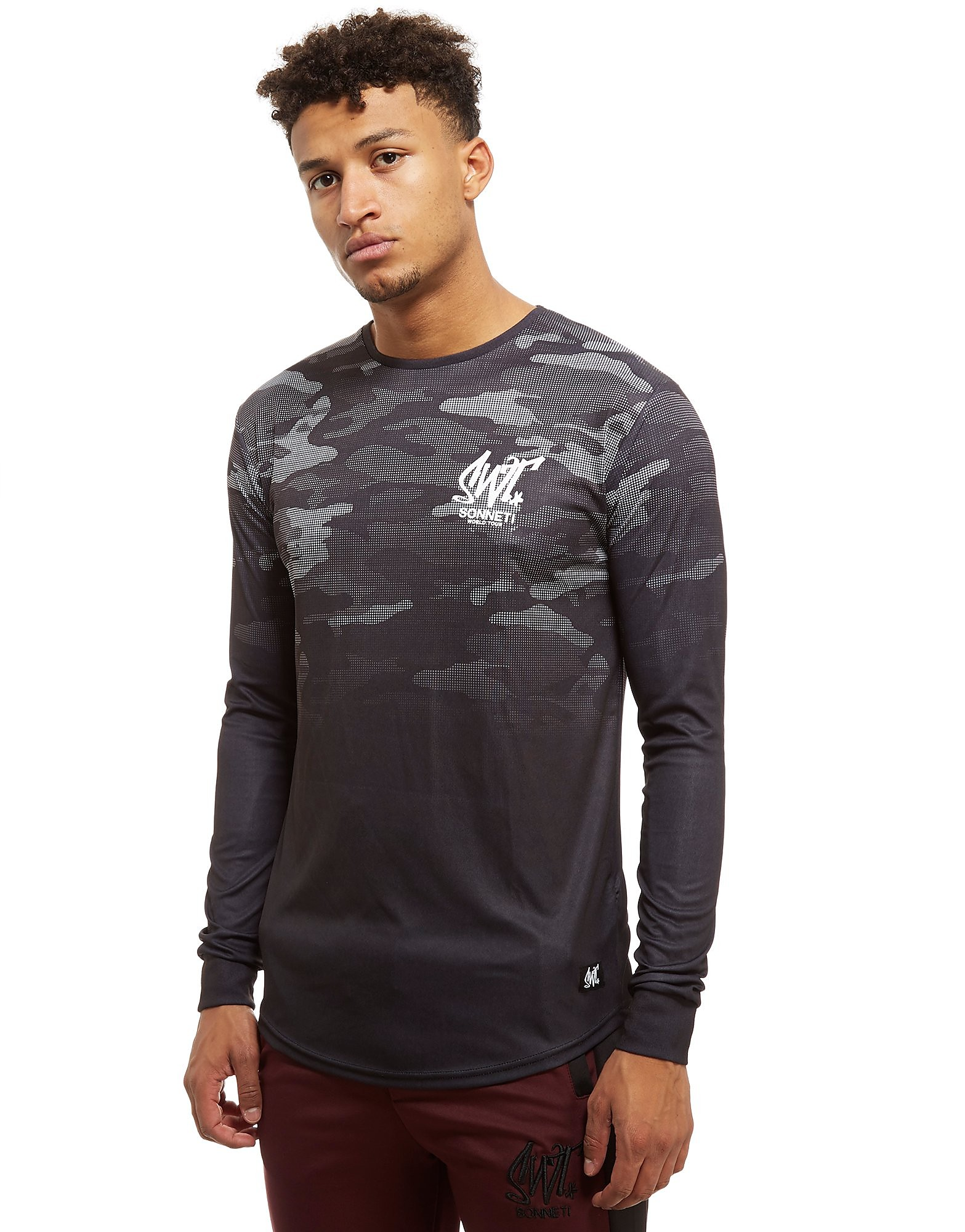 Sonneti Kam Long Sleeve T-Shirt