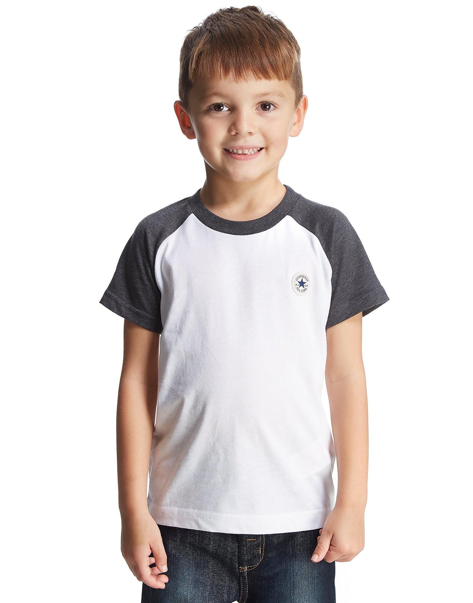 Converse Chuck Raglan T-Shirt Children