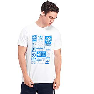 adidas Originals Badge Box T-Shirt