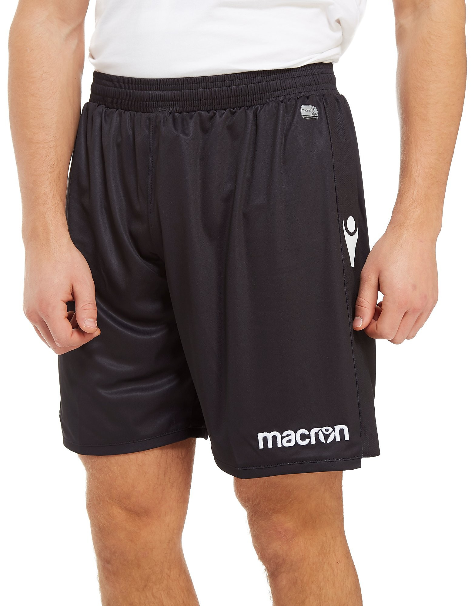 Macron Crystal Palace FC 2017/18 Away Shorts