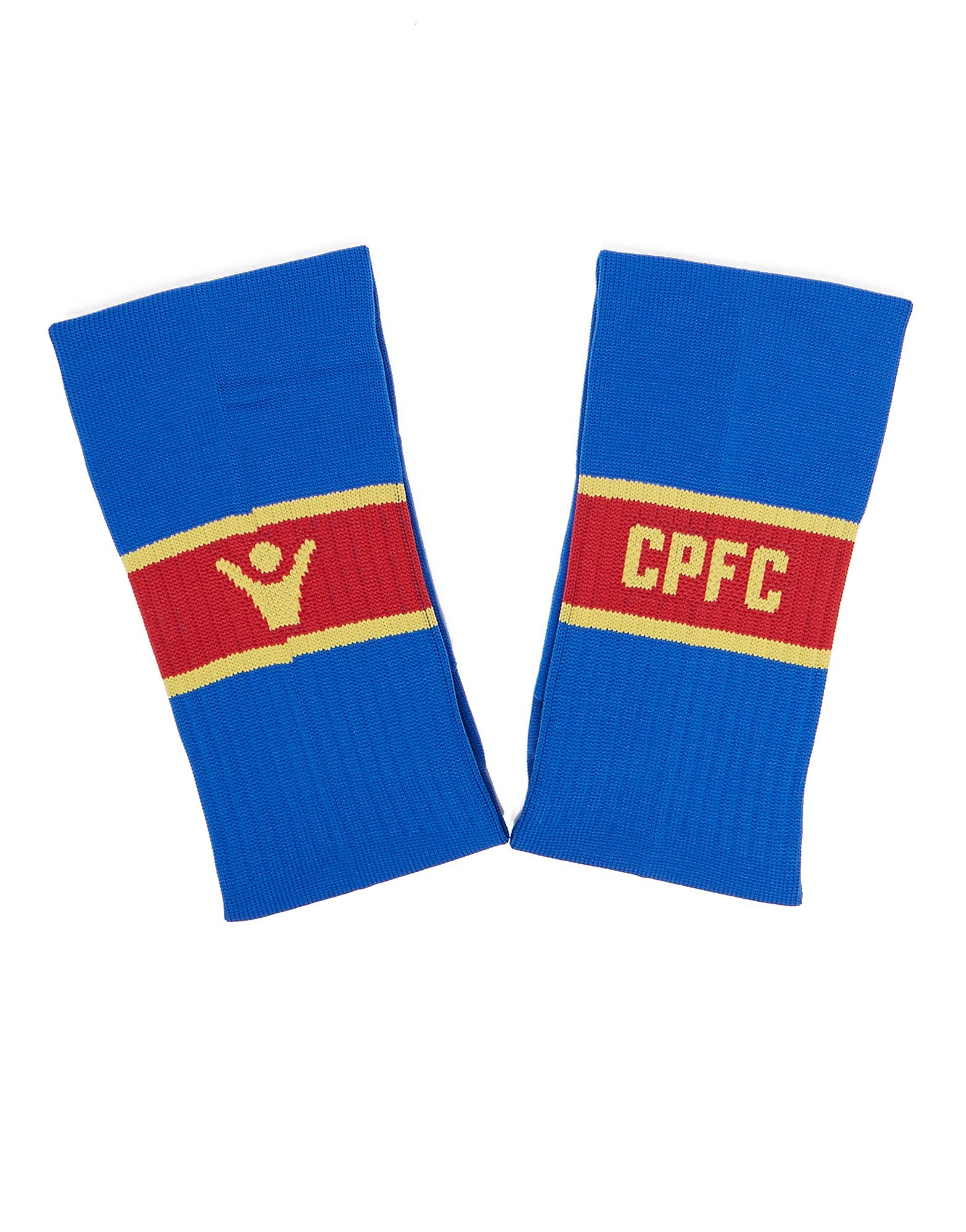 Macron Crystal Palace FC 2017/18 Home Socks Junior