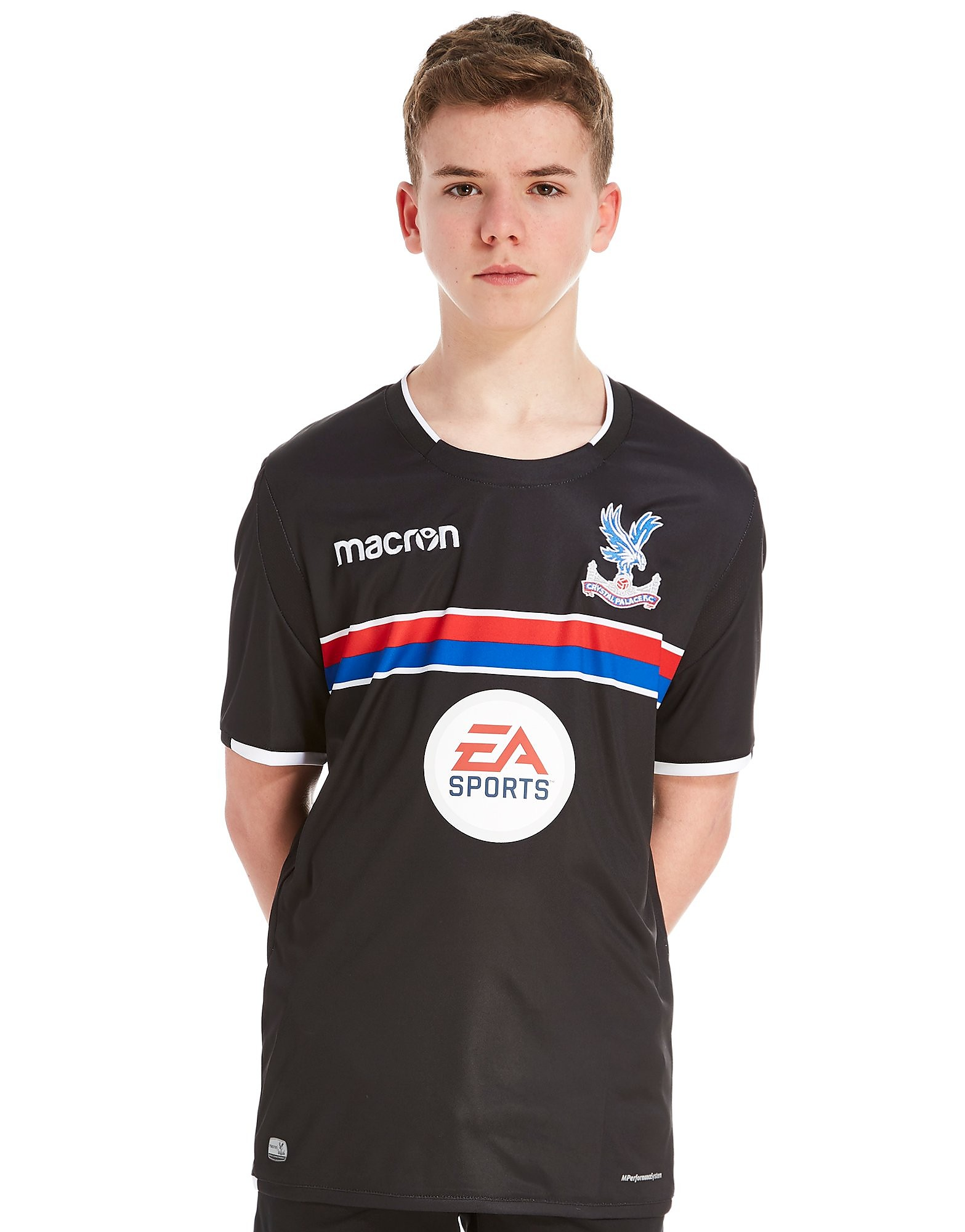 Macron Crystal Palace FC 2017/18 Maglia Away Junior