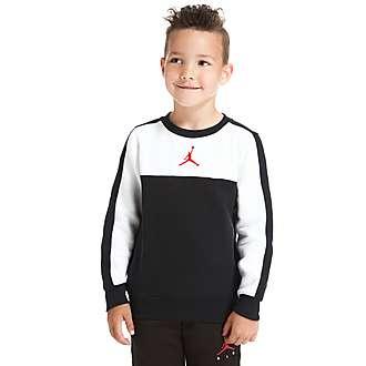 Jordan Fast Crew Sweatshirt Children