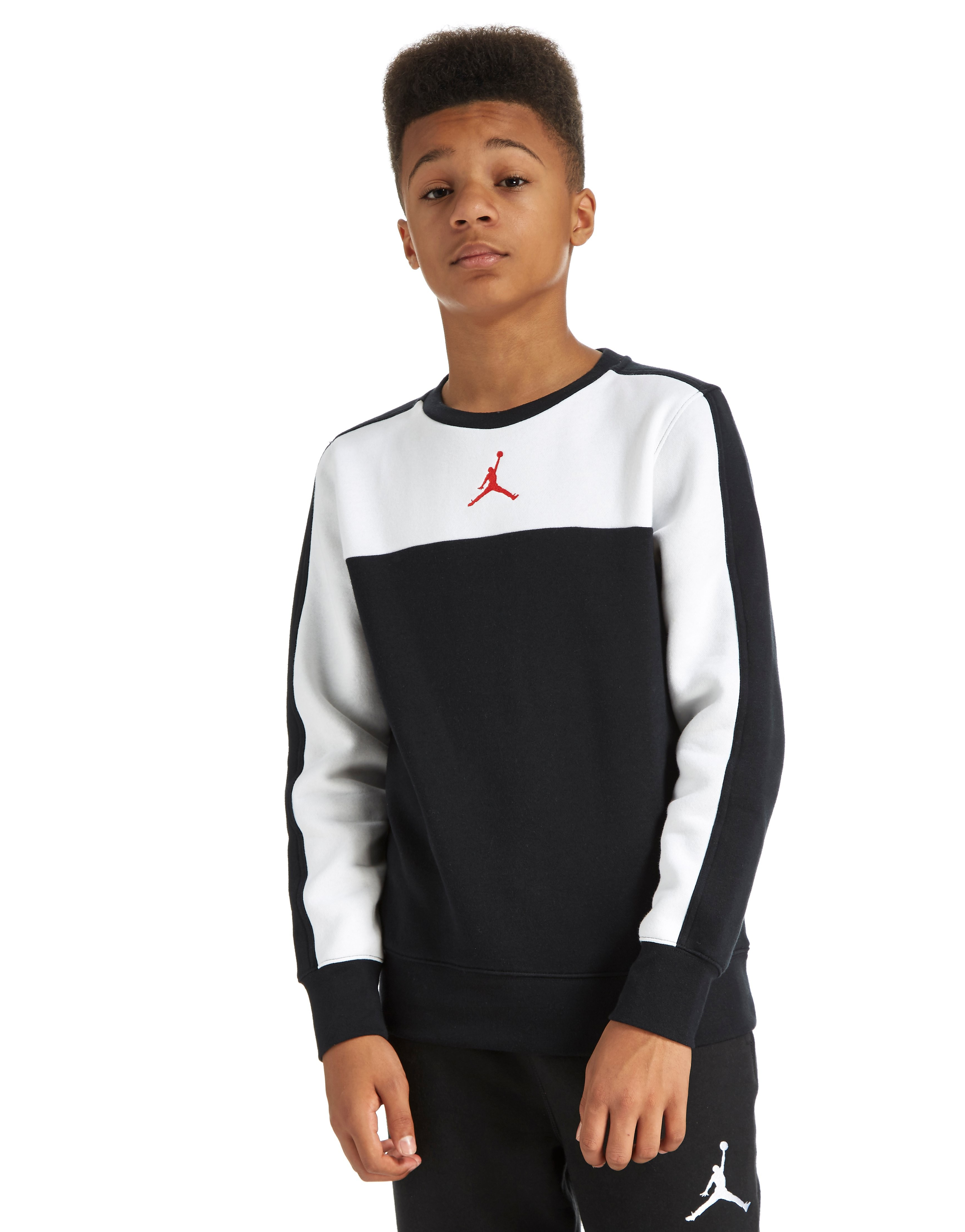 Jordan Fast Crew Sweatshirt Junior