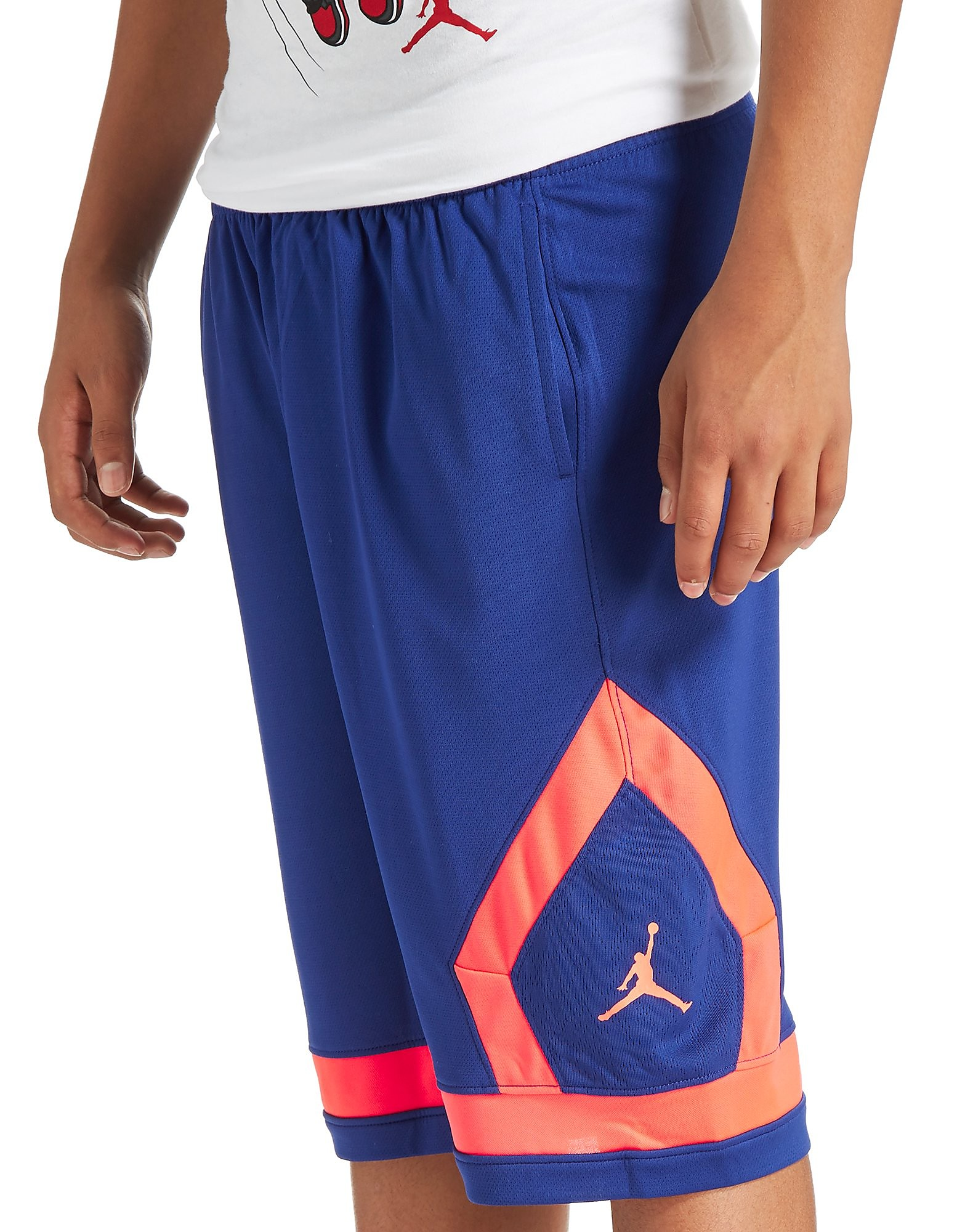 Jordan Diamond Print Shorts Junior