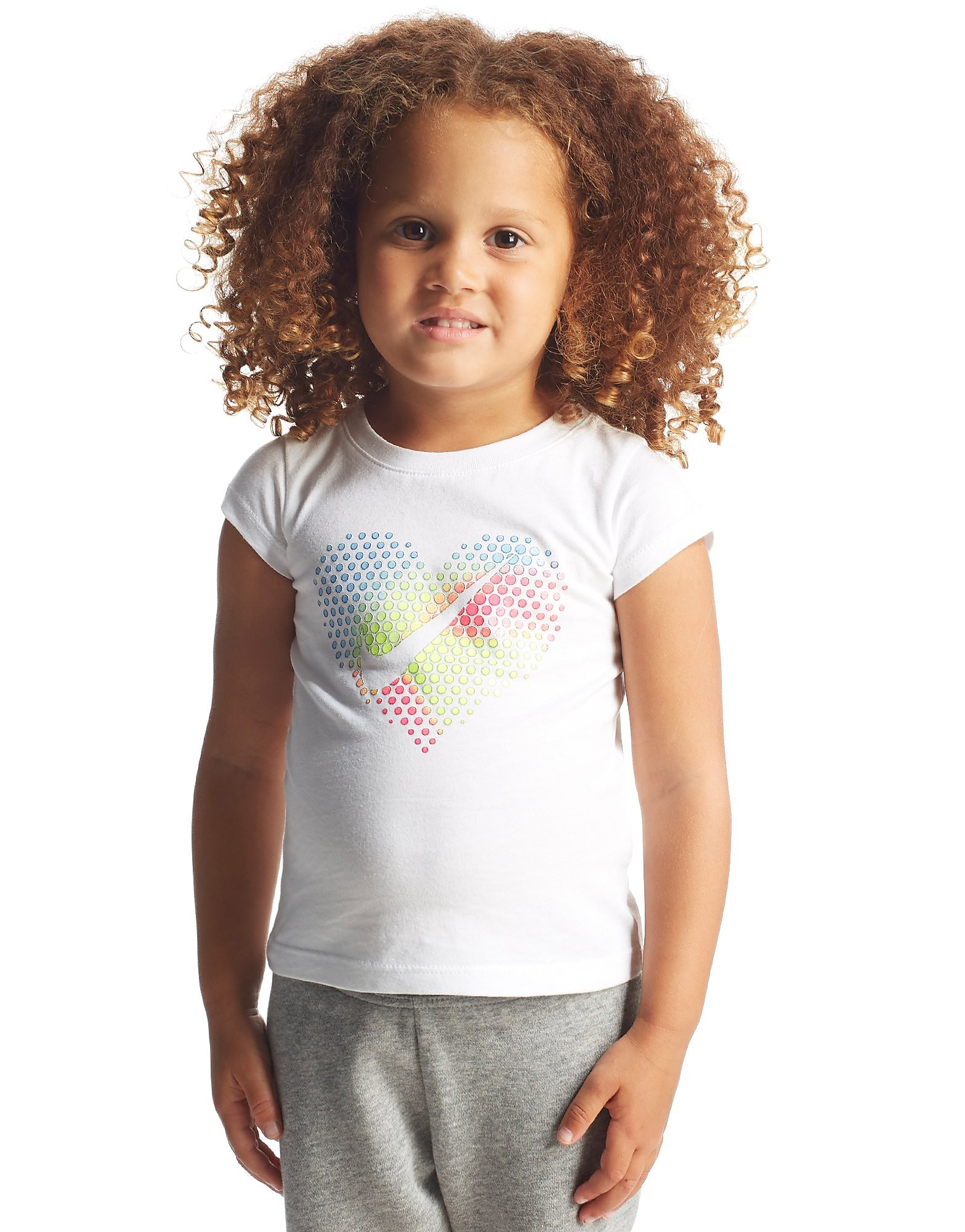 Nike Girls' Swoosh T-Shirt Infant