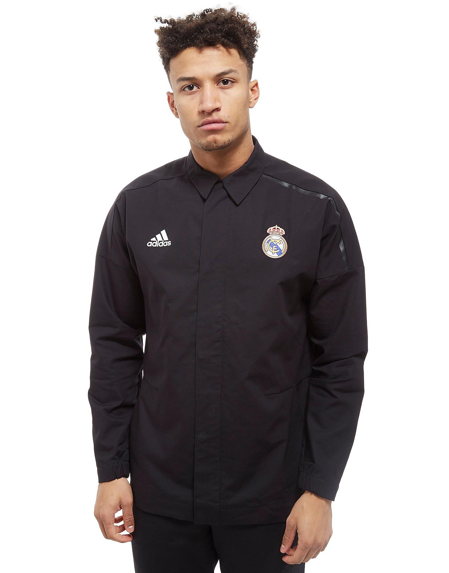 adidas Real Madrid 2018 Z.N.E. Jacket