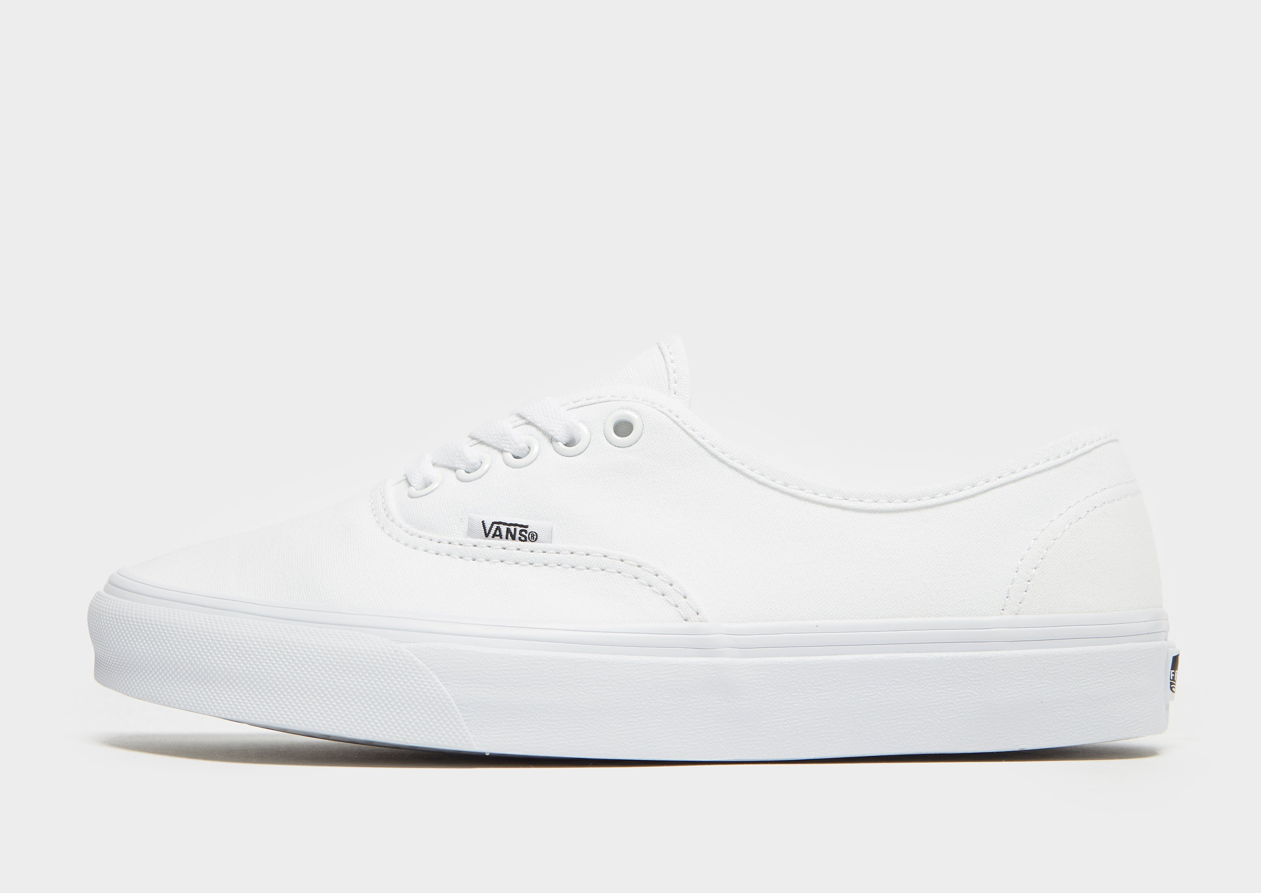 Vans Authentic Heren - True White/White - Heren