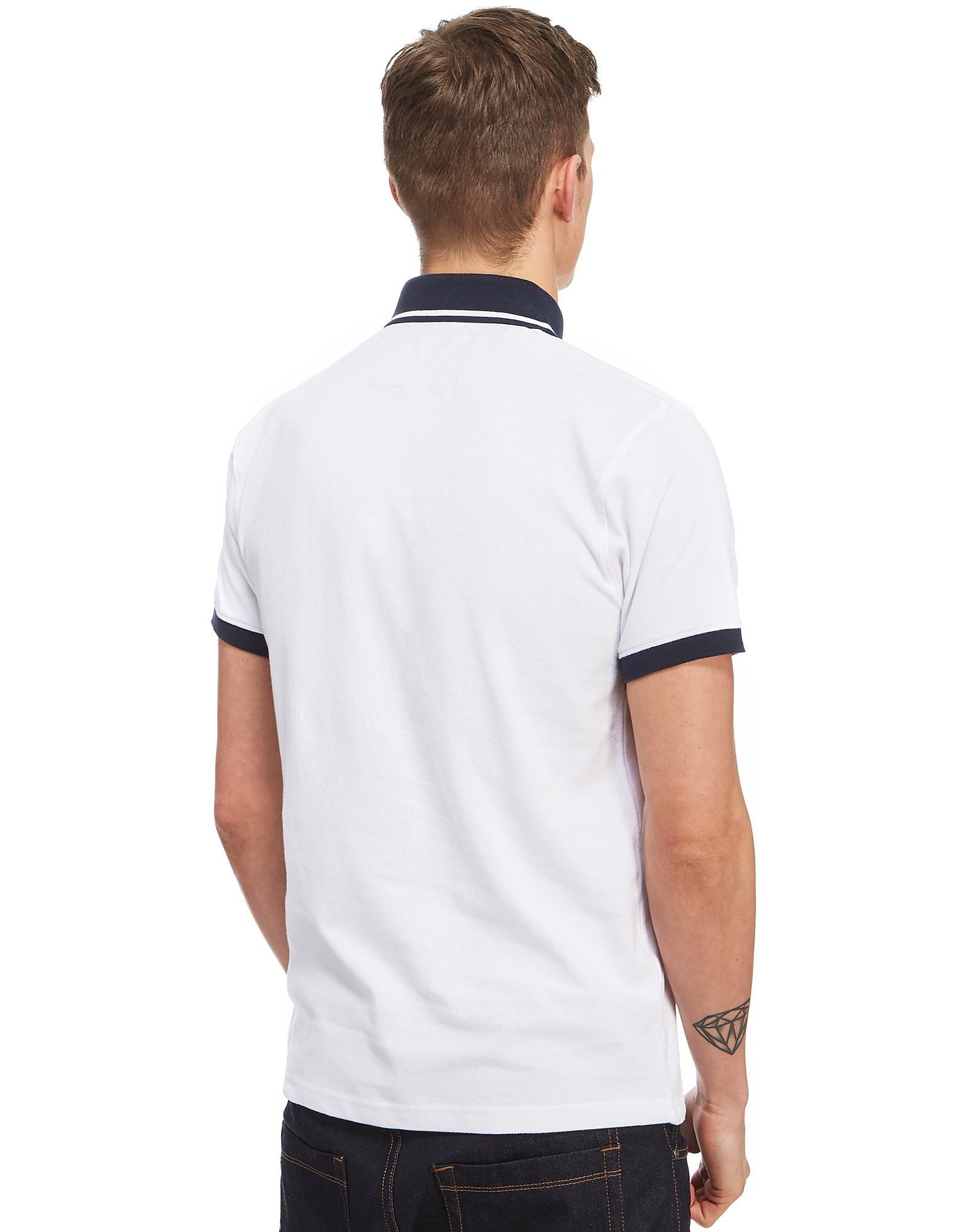 Brookhaven Marl Stripe Polo Shirt