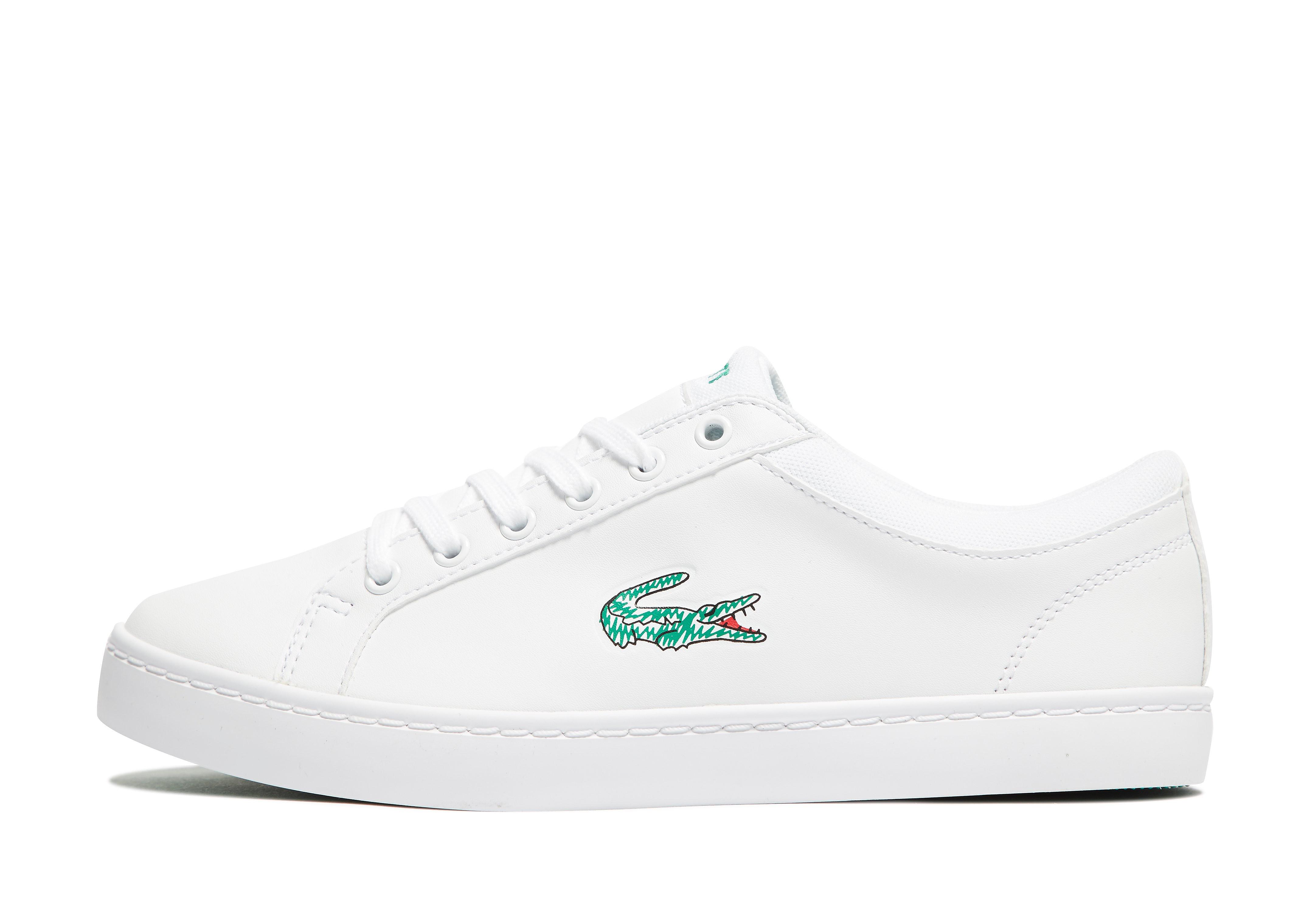 Lacoste Straight Set Big Croc Junior