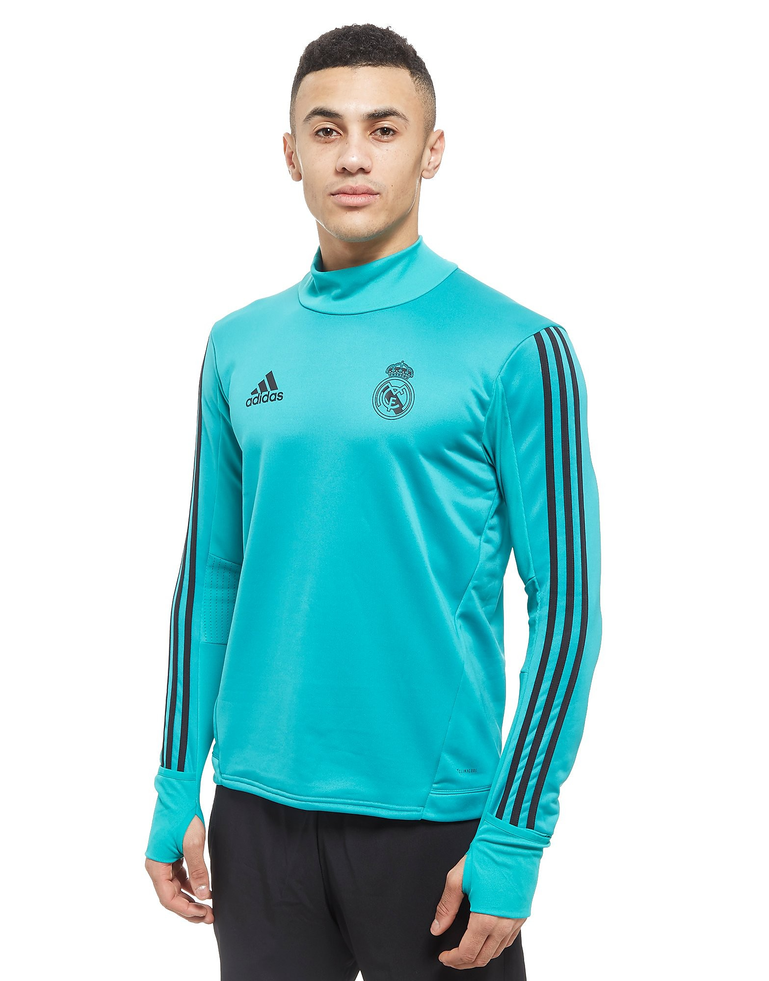adidas Real Madrid FC Training Top Heren