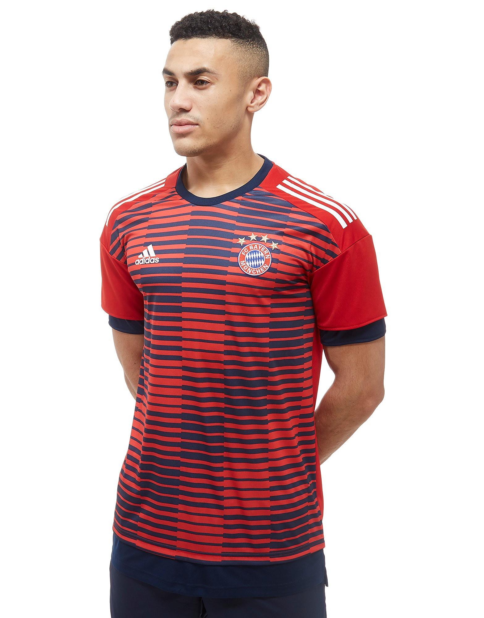 adidas FC Bayern Munich 2018 Pre-Match Shirt