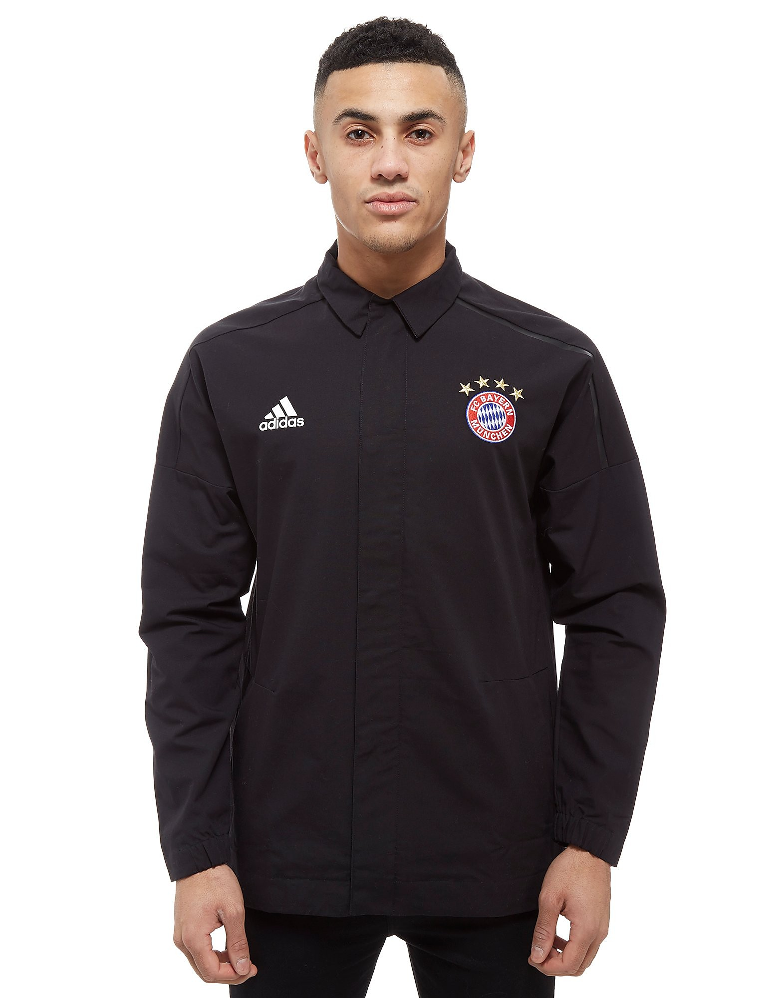adidas chaqueta FC Bayern Munich 2018 Z.N.E