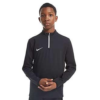 Nike Academy 1/2 Zip Jacket Junior
