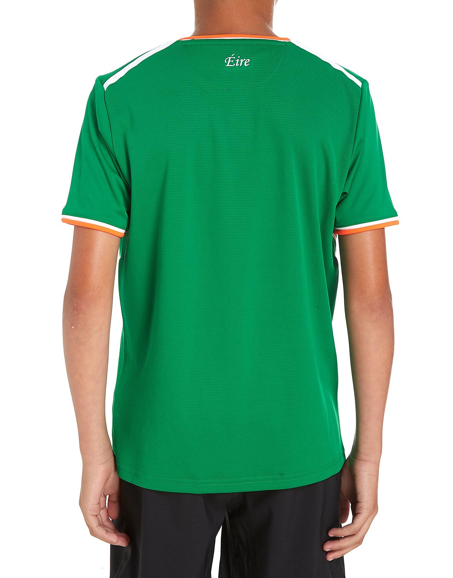 New Balance Republic of Ireland 2017/18 Home Shirt Junior