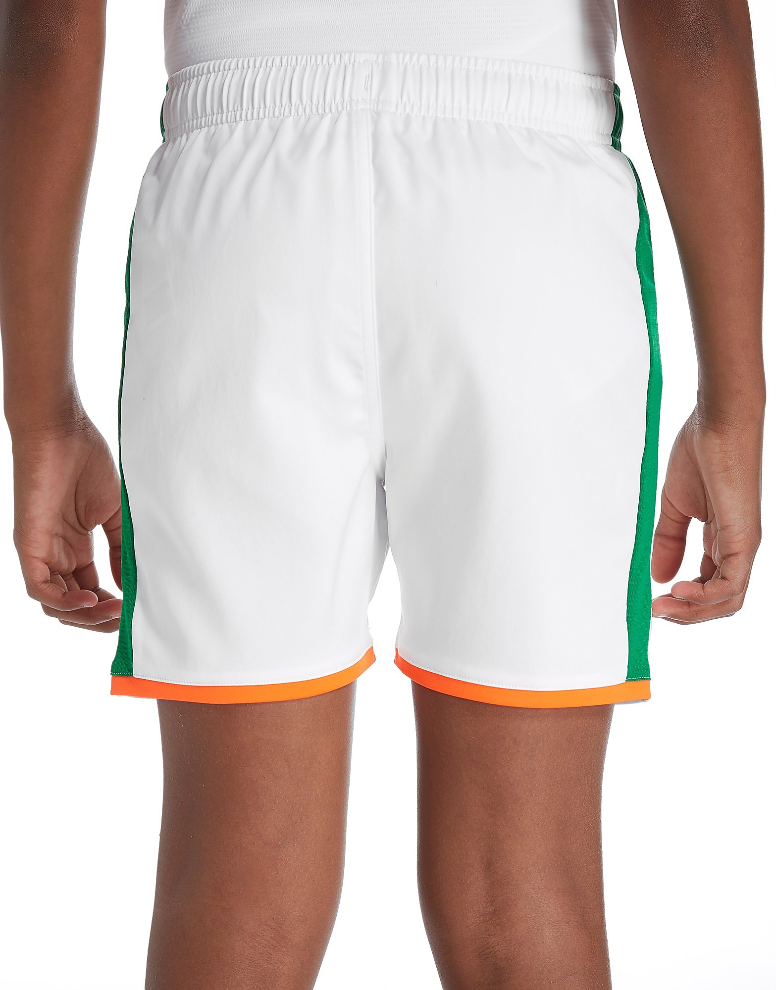 New Balance Republic of Ireland 2017/18 Home Shorts Jr PRE ORD