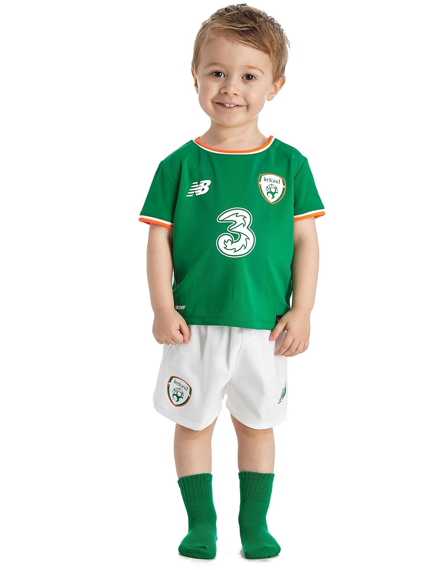 New Balance Republic of Ireland 2017/18 Home Kit Infant