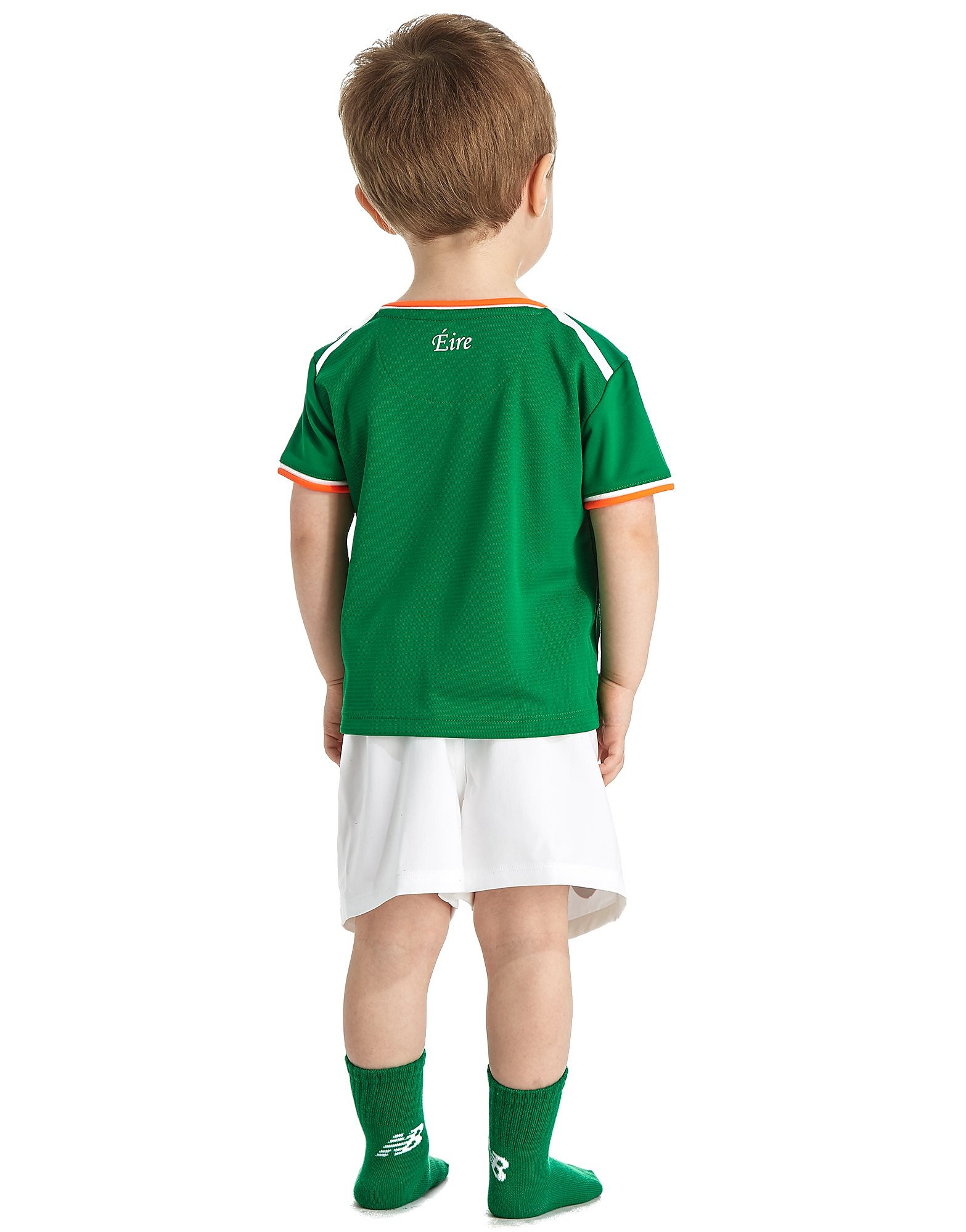 New Balance Republic of Ireland 2017/18 Home Kit Infant