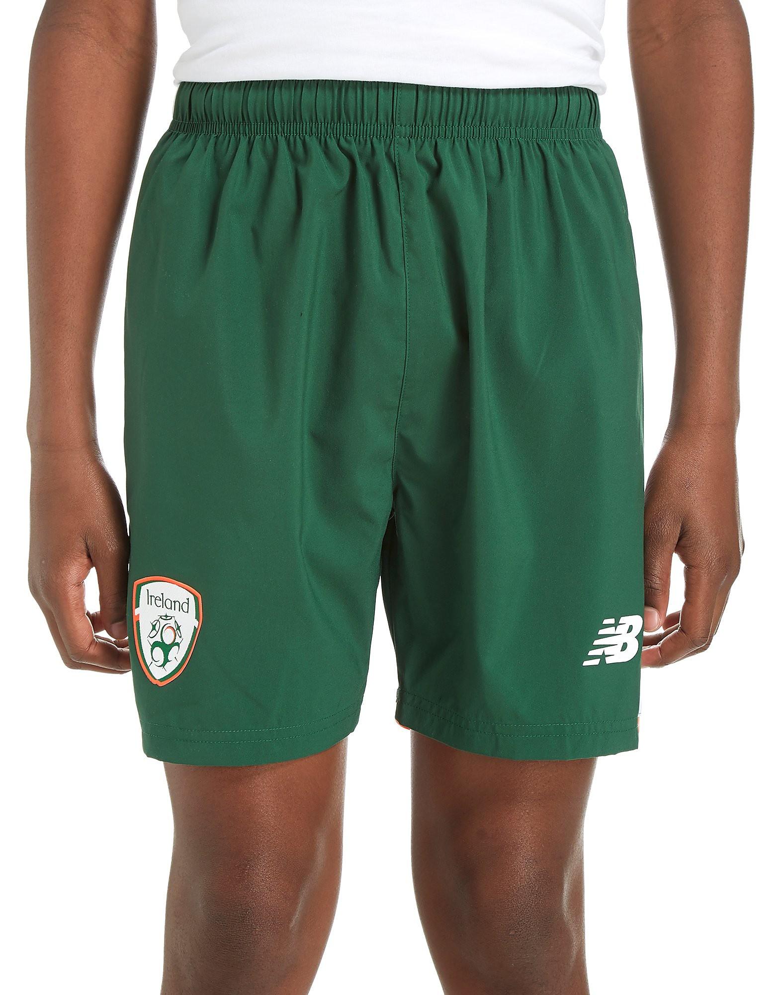 New Balance Republic of Ireland Away Shorts Junior