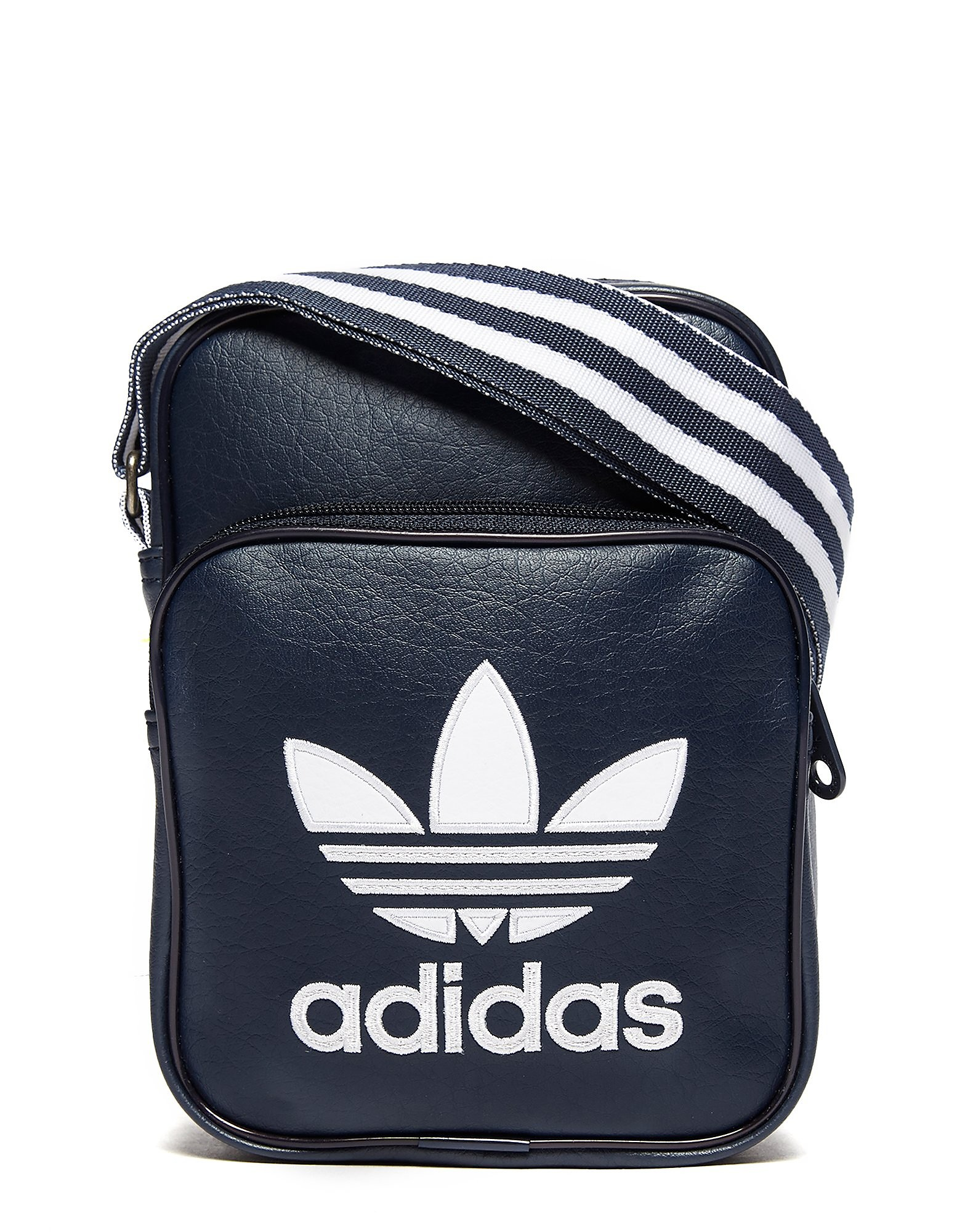 Leather gloves mens jd - Adidas Originals Small Items Bag Navy White Mens Navy White
