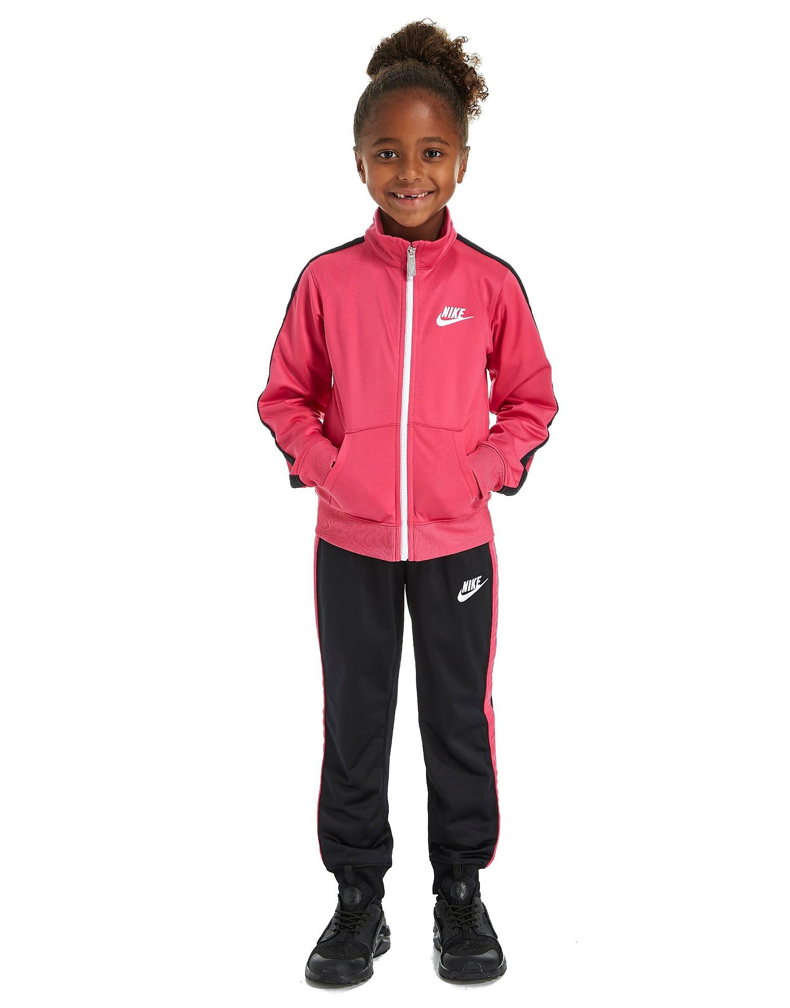 Nike Girls' Tricot Tracksuit Children