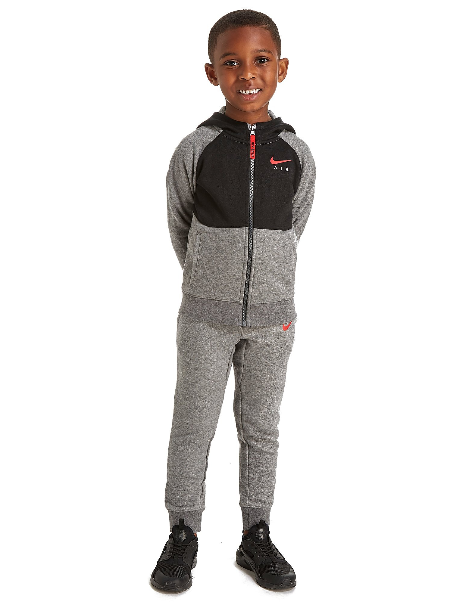 Nike Air Full Zip Tracksuit Children