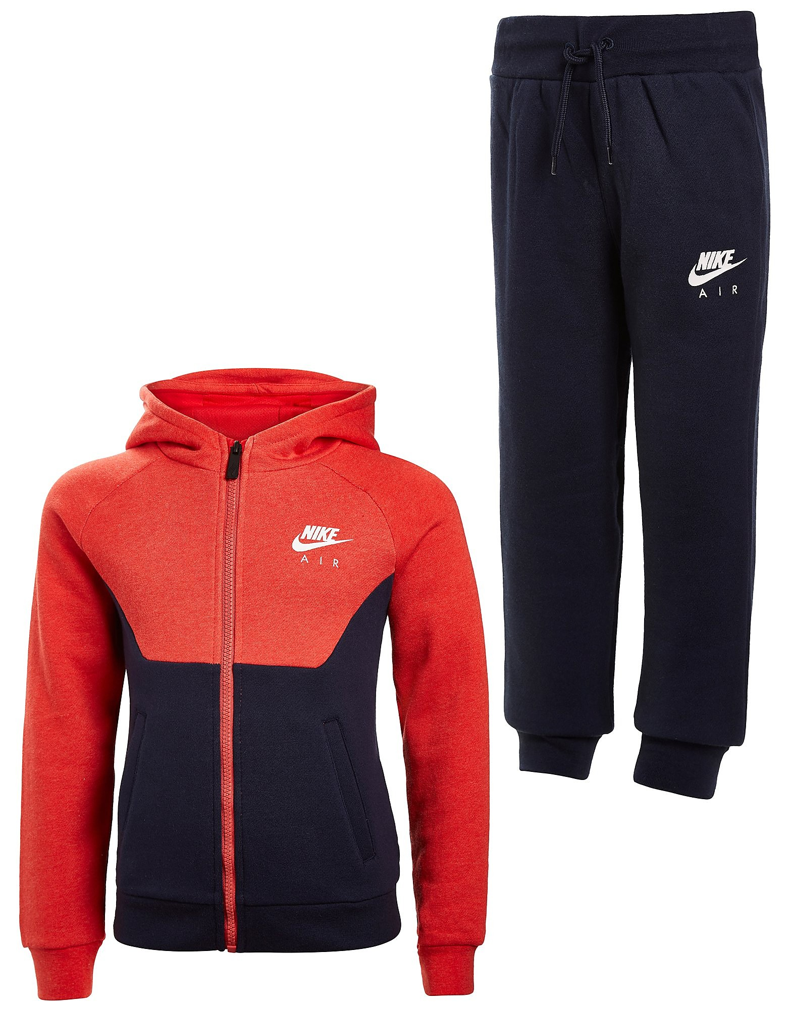 Nike Air Full Zip Tracksuit Kinderen