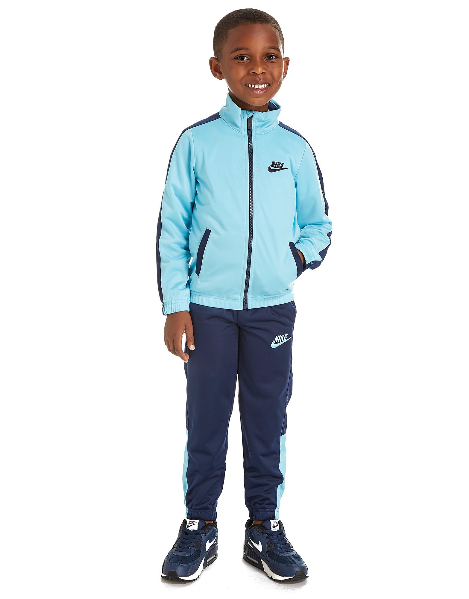 Nike Tribute Tracksuit Children