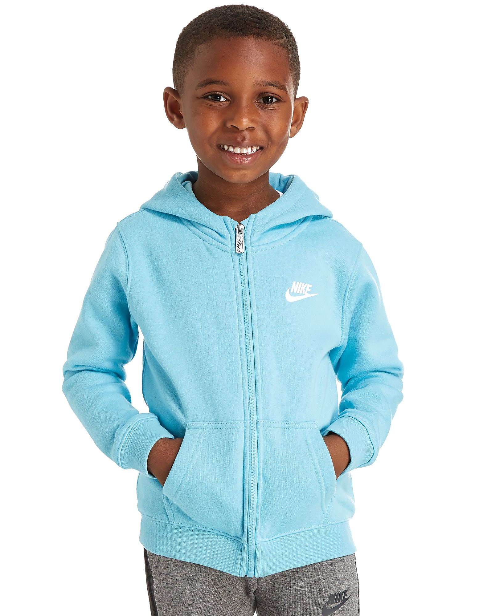 Nike Full Zip Hoodie Children