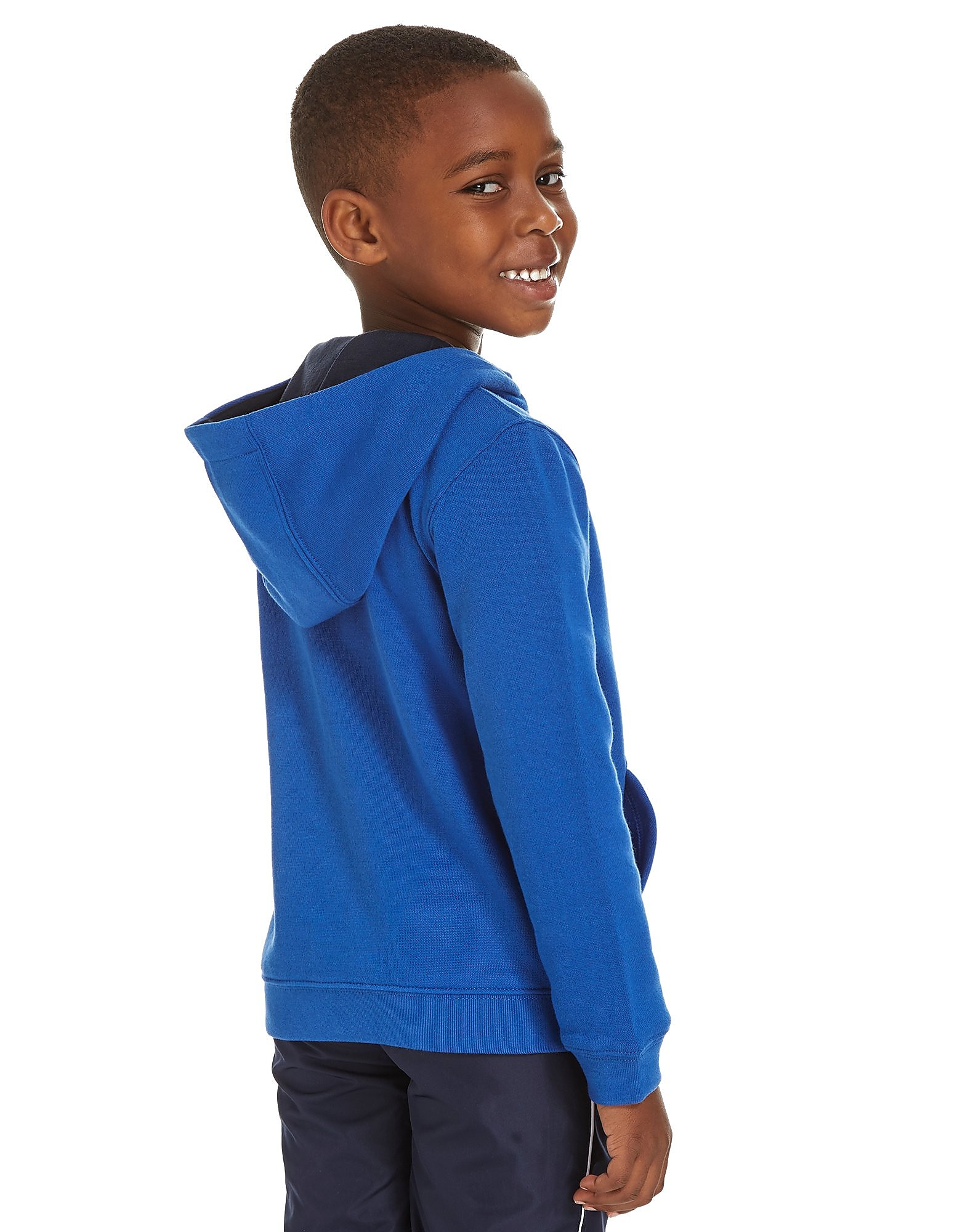 Nike chaqueta Club Full Zip infantil