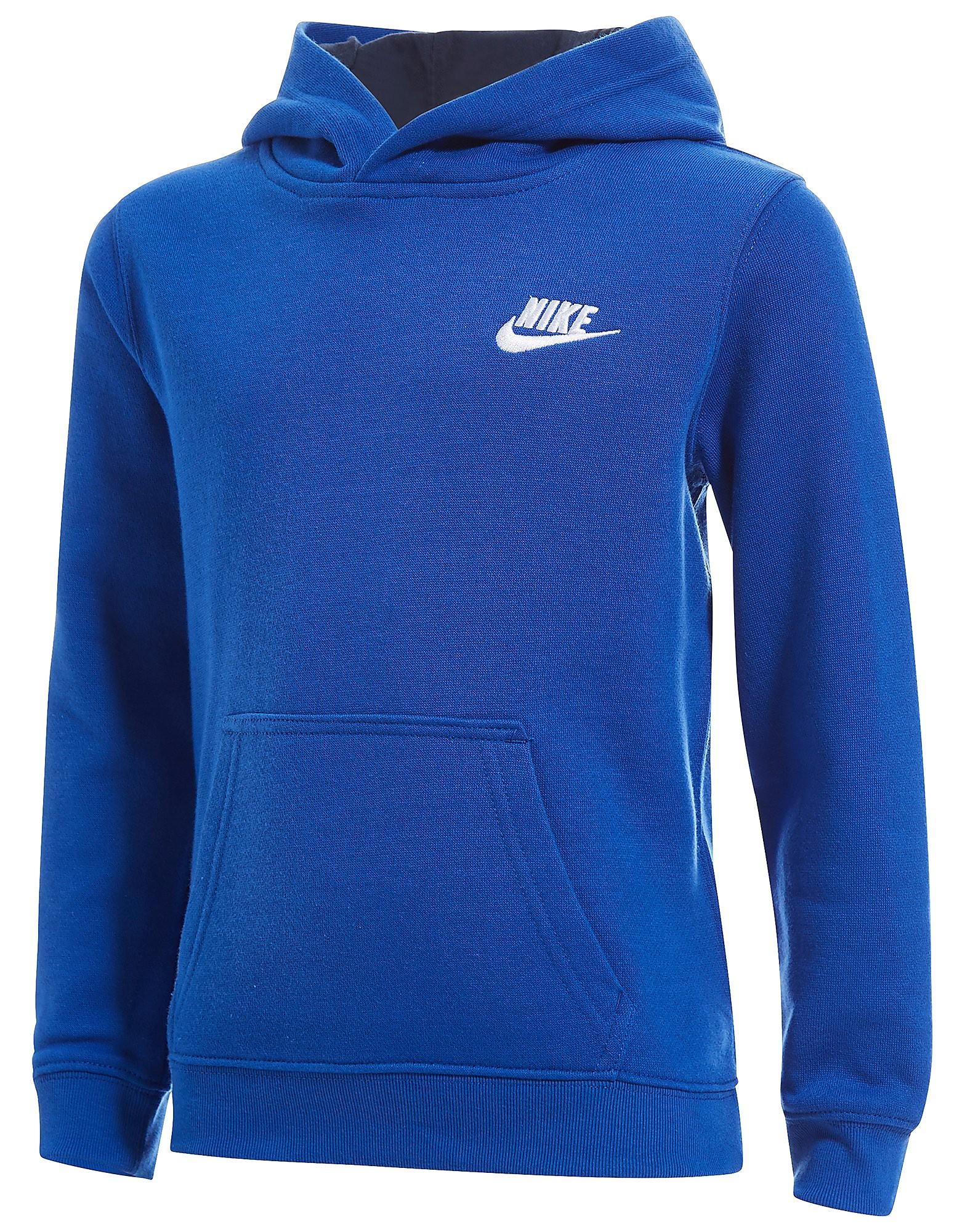 Nike Club Überkopf Hoodie Kinder