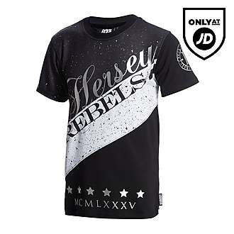 Beck and Hersey Drake T-Shirt Junior
