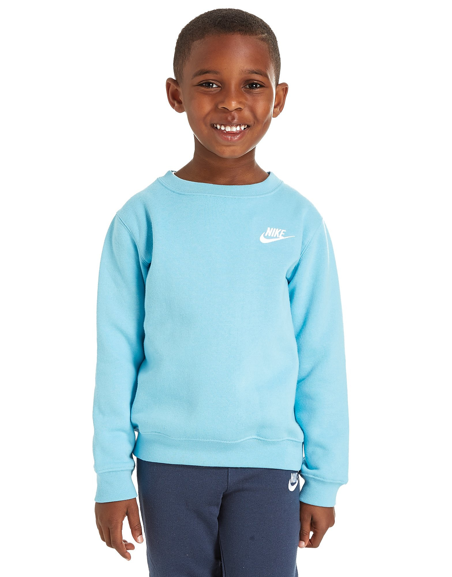 Nike Crew Neck Sweatshirt Children