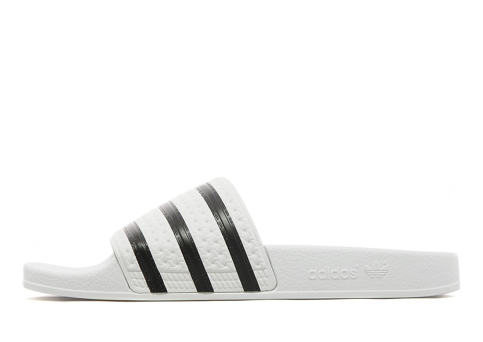 adidas Originals Adilette Slides Heren - Wit - Heren
