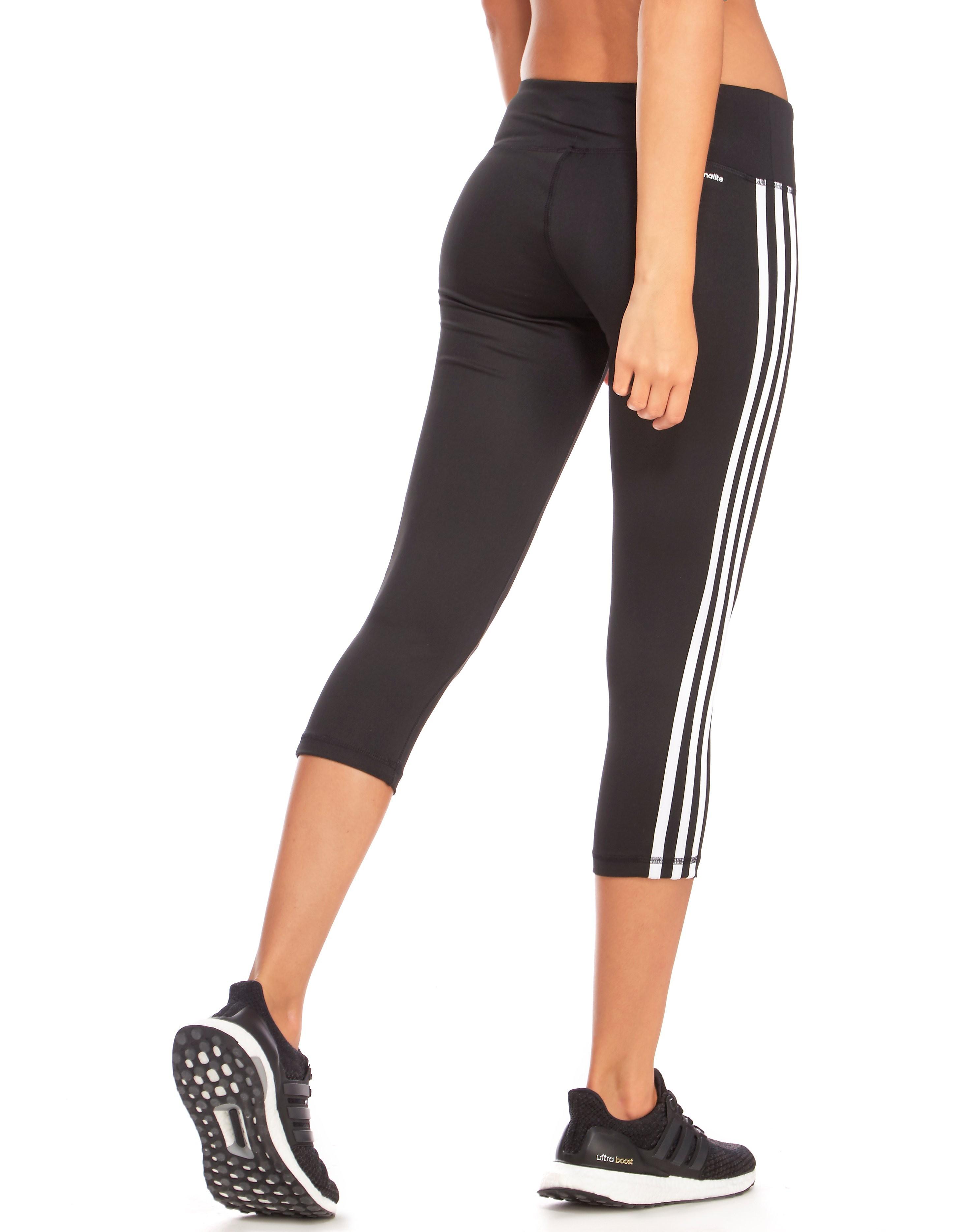 adidas 3-Stripes Capris