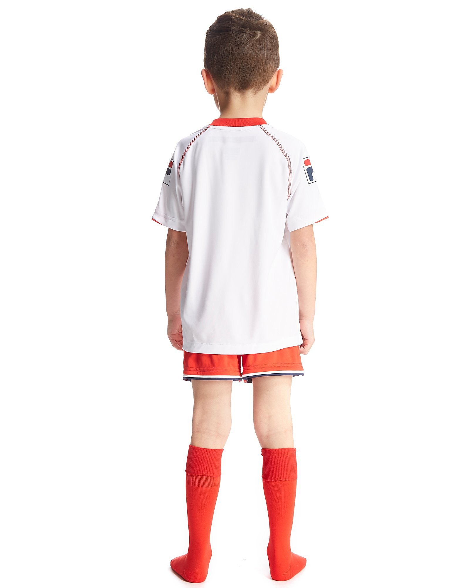 Fila Stevenage 2014 Childrens Home Kit