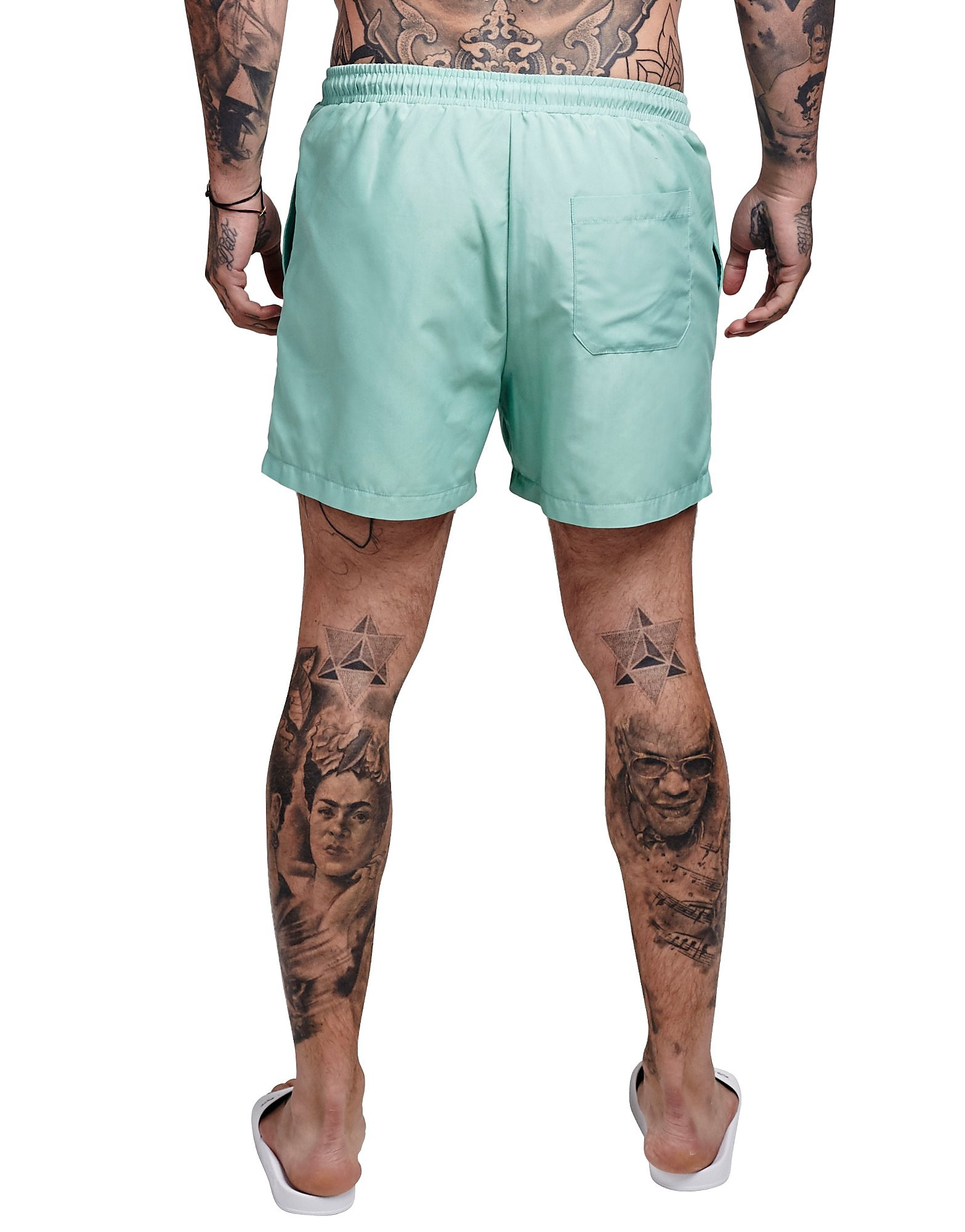 SikSilk Core Swim Shorts