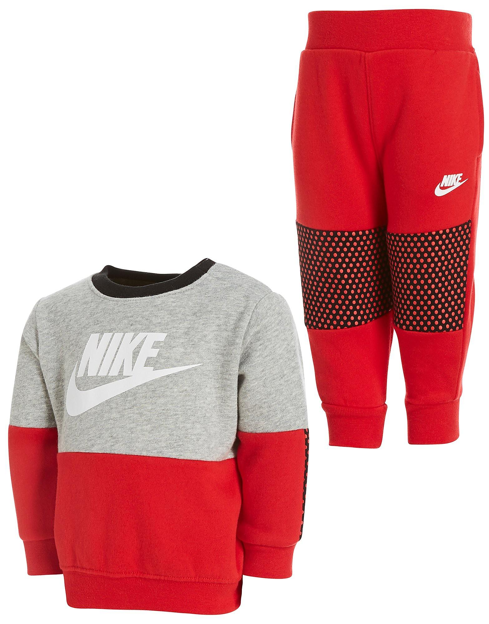 Nike Mesh Trainingsanzug Säuglinge
