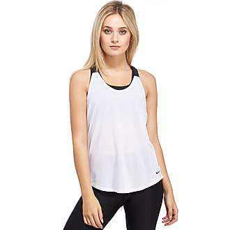 Nike Elastika Elevate Just Do It Tank Top