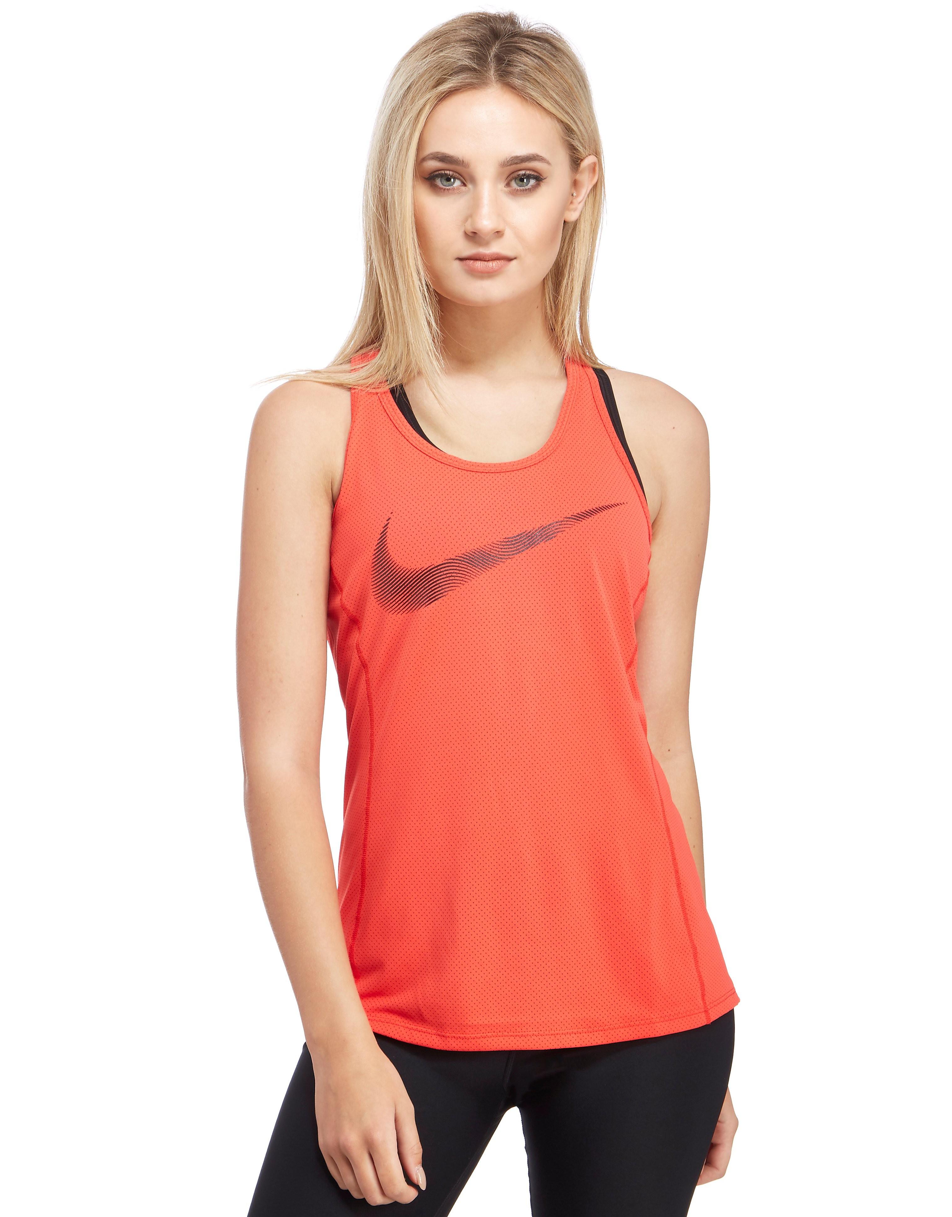 Nike Contour Swoosh Tank Top