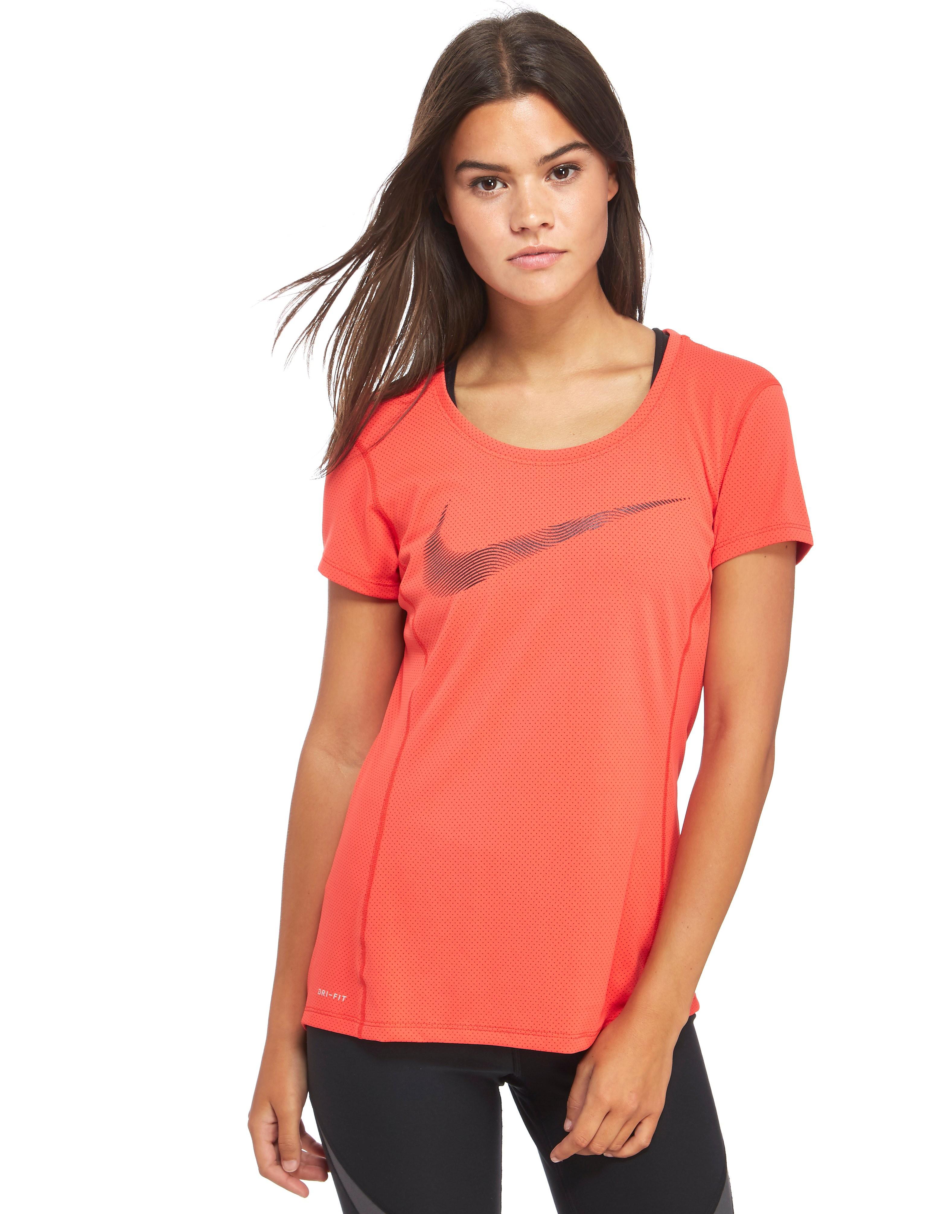 Nike Contour Swoosh T-Shirt