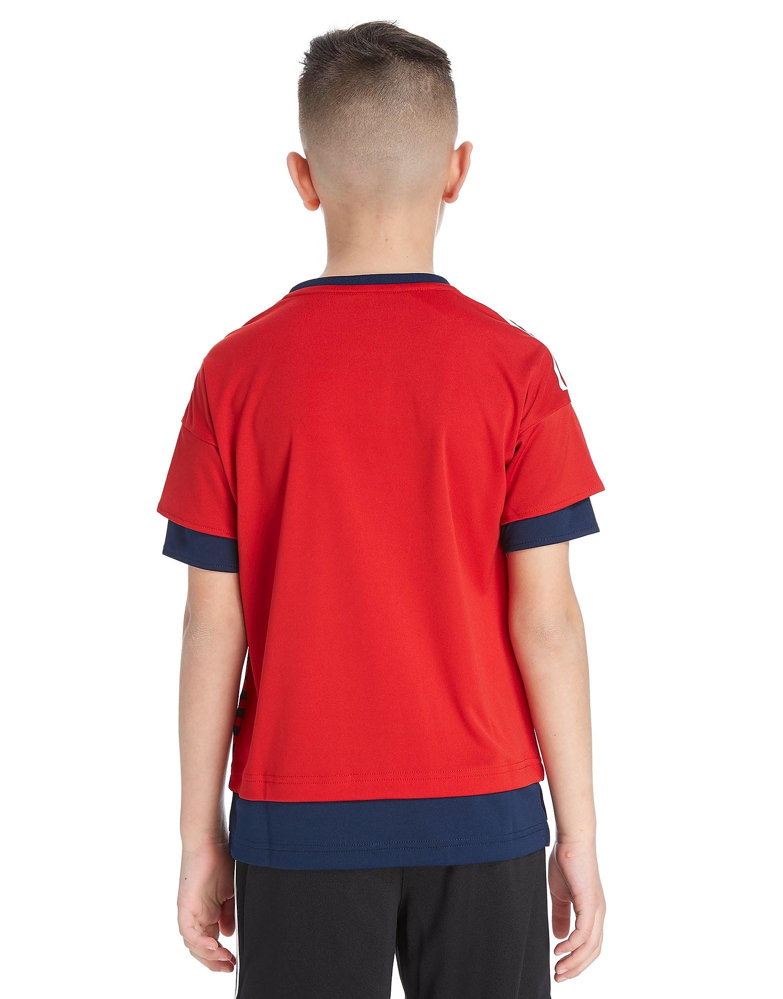 adidas FC Bayern Munich 2018 Pre Match Shirt Junior