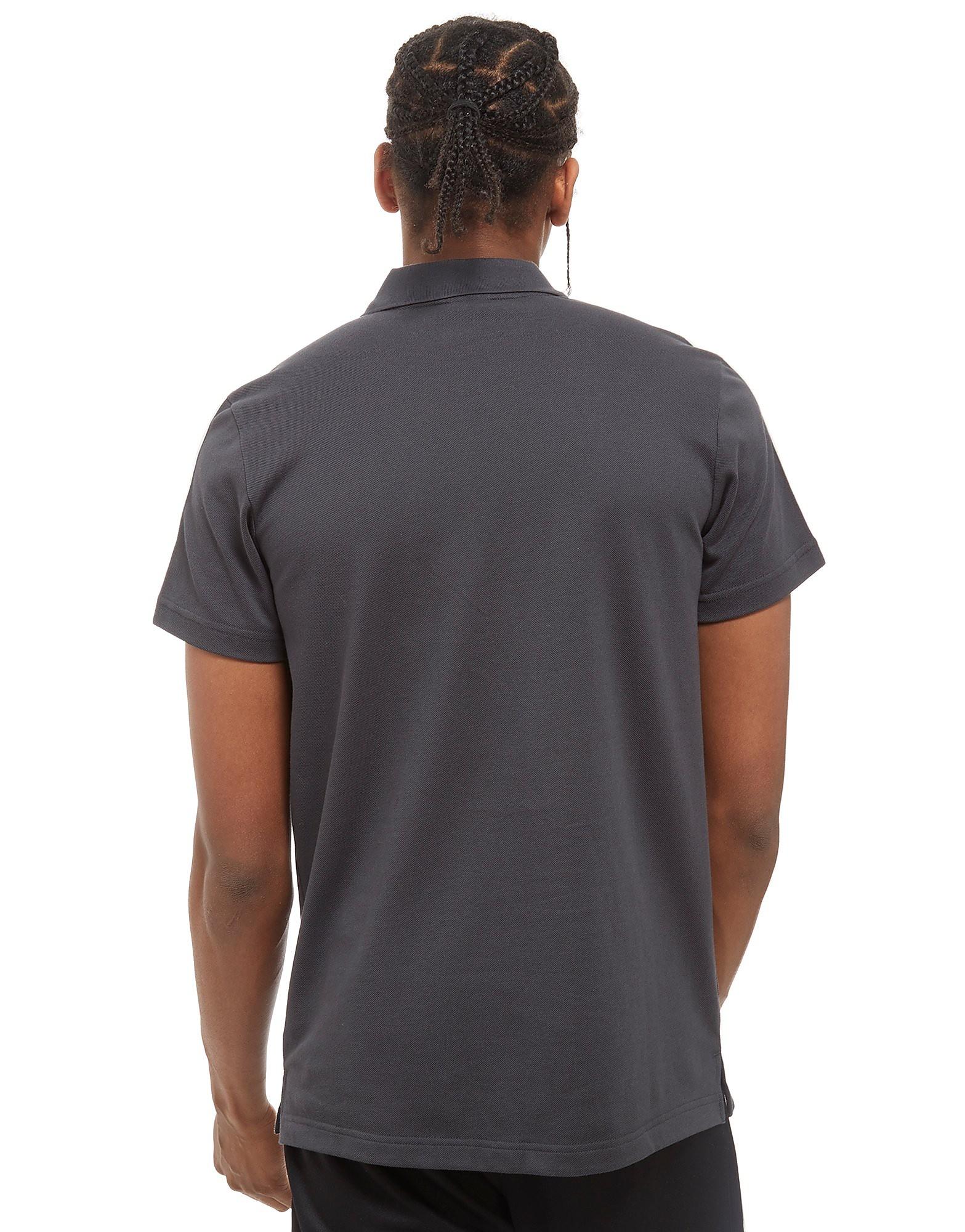 adidas Juventus 3-Stripe Polo Shirt