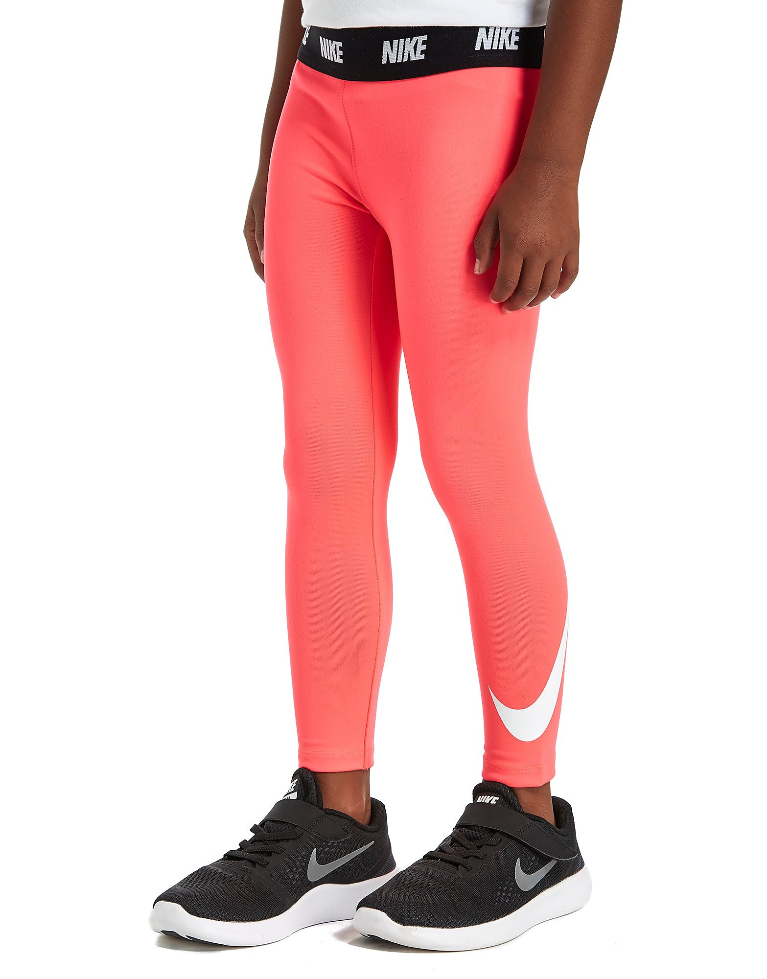 Nike Girls' Swoosh Leggings Children
