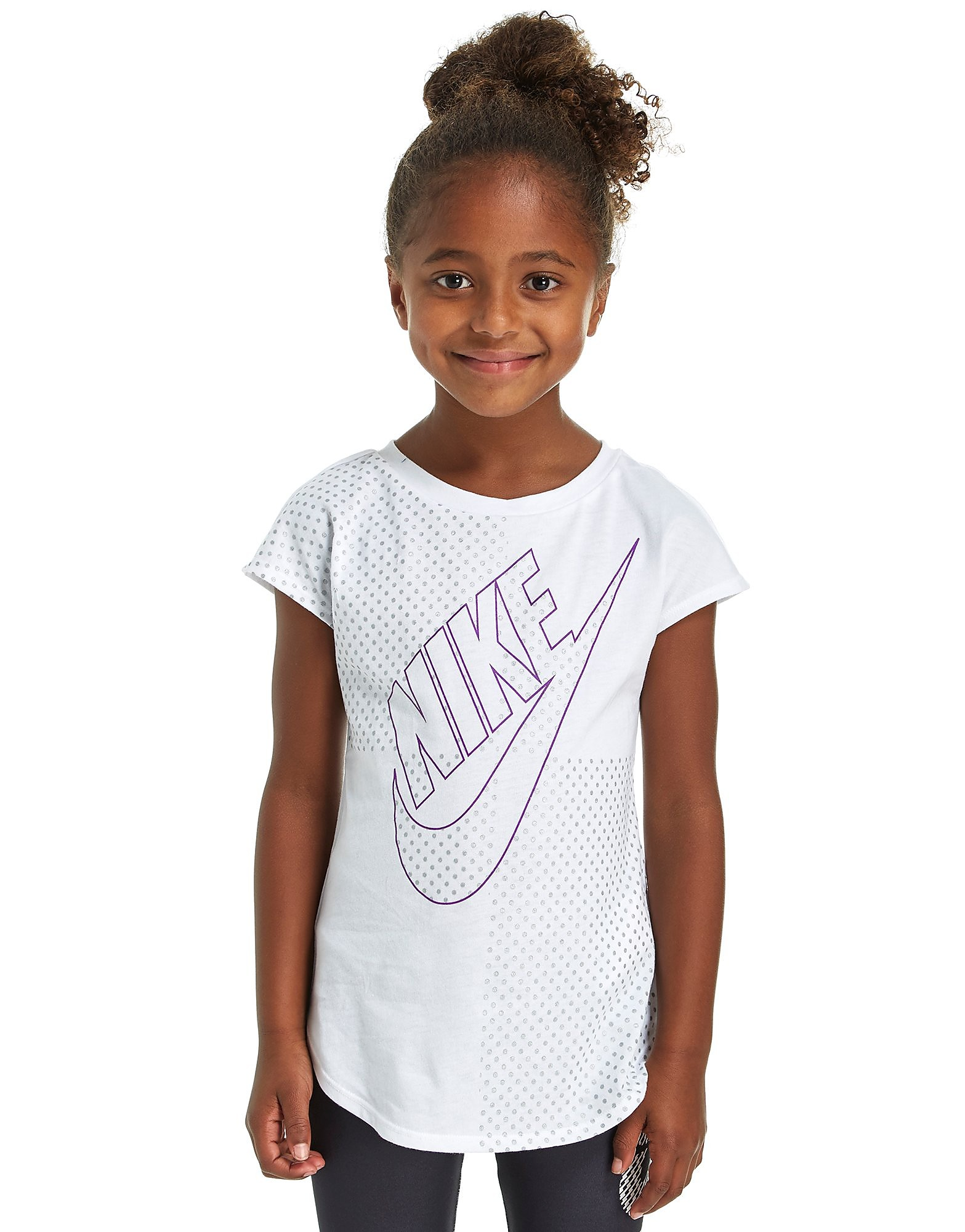 Nike Girls' Futura T-Shirt Enfant